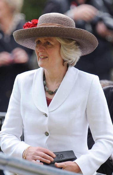 Lady Jane Fellowes, hermana de Diana Spencer, hará una lectura durante la ceremonia