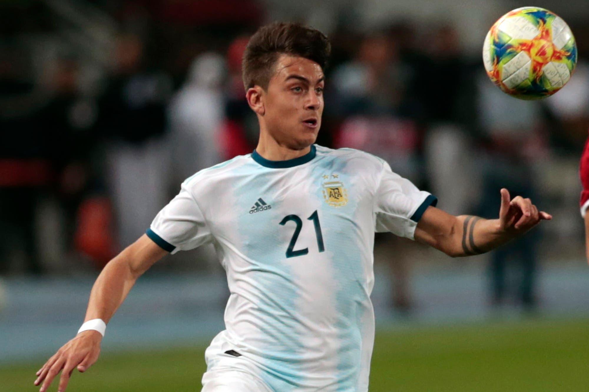 Argentina-Chile: horario, TV y formaciones del amistoso que se jugará en Los Angeles