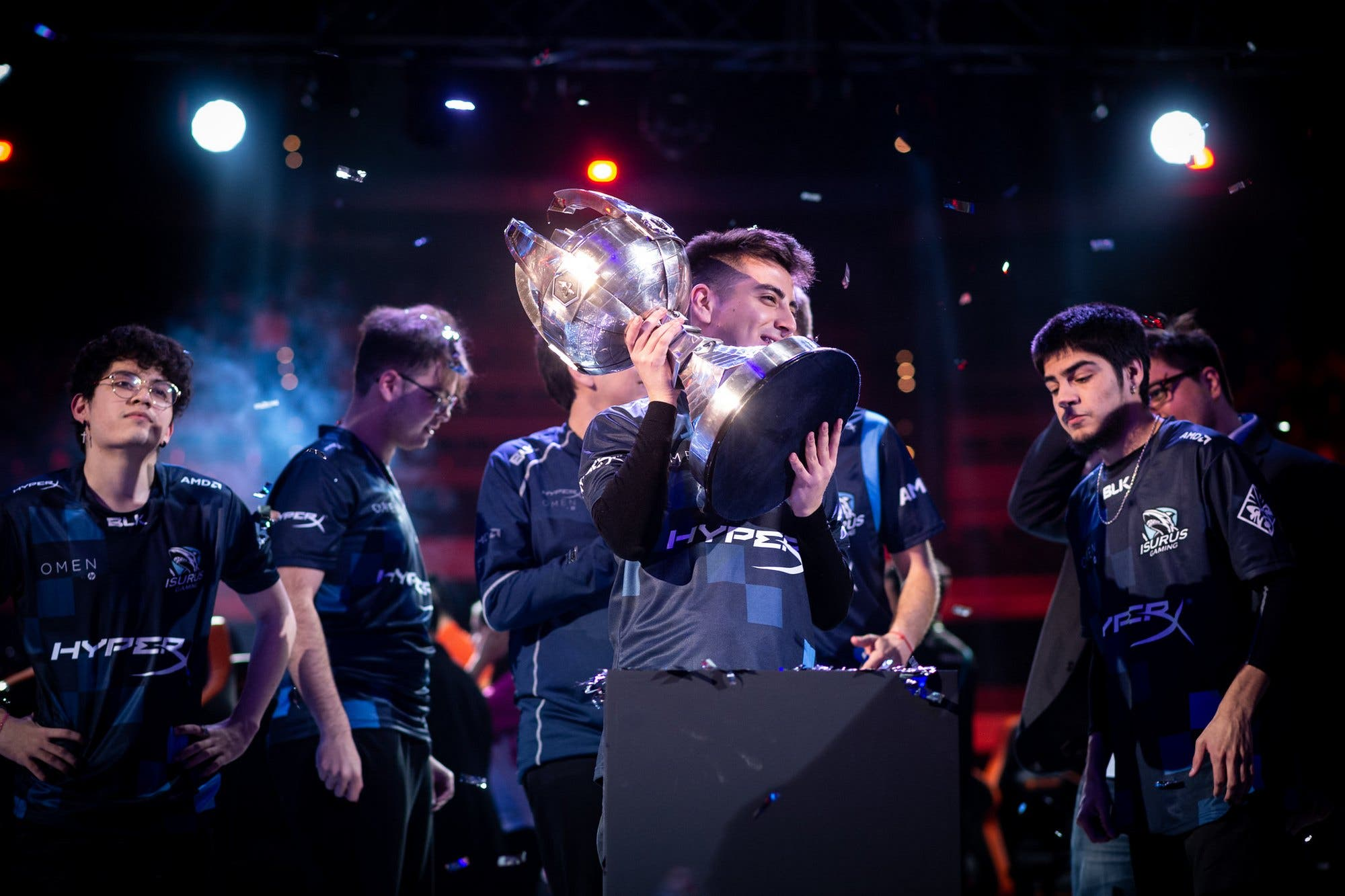League of Legends: los argentinos de Isurus Gaming van por la clasificación al Mundial en la final regional en Chile