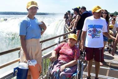 El Parque Nacional Iguazú, destino ciento por ciento accesible