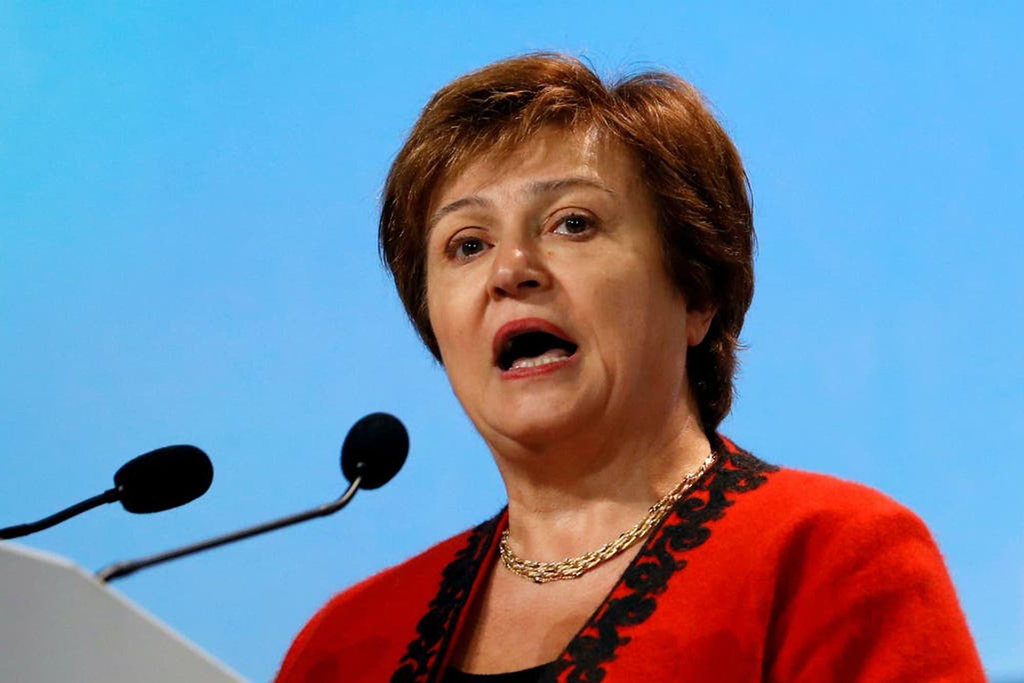 Kristalina Georgieva: la primera directora del FMI que viene de un país emergente