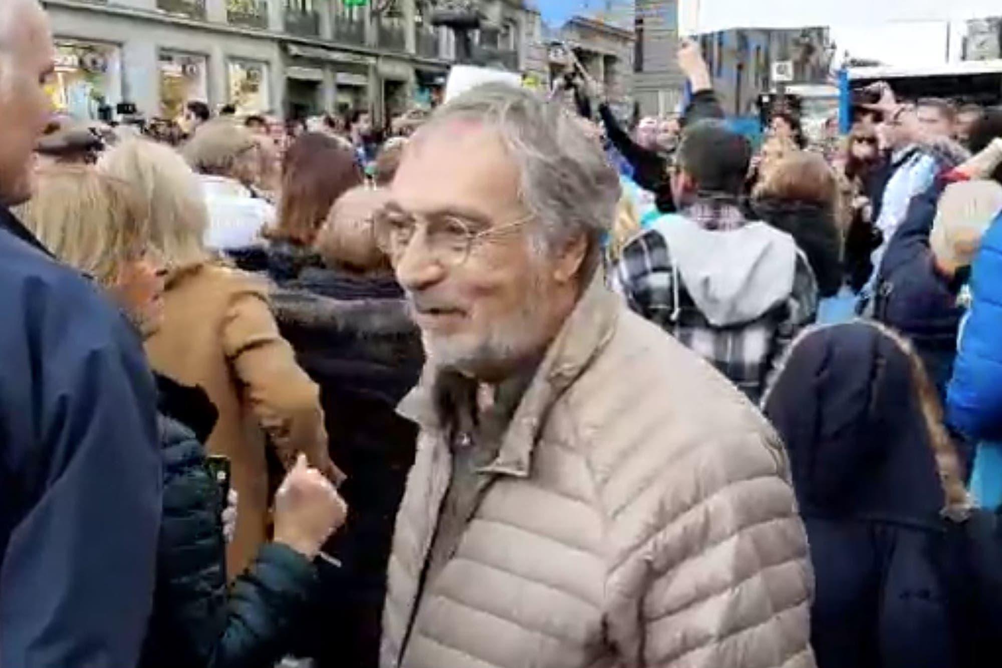 """Por el mundo: la """"marcha del millón"""" de Mauricio Macri se replicó en varias ciudades"""
