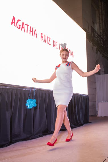 Desfile de Ágatha Ruiz de la Prada