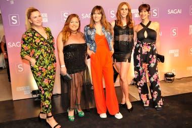 ¡Todas juntas! El elenco de actrices trans de Pequeña Victoria, la novela de Telefe