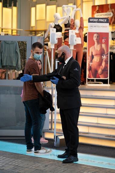 Los hábitos de shopping cambiaron por las medidas de seguridad