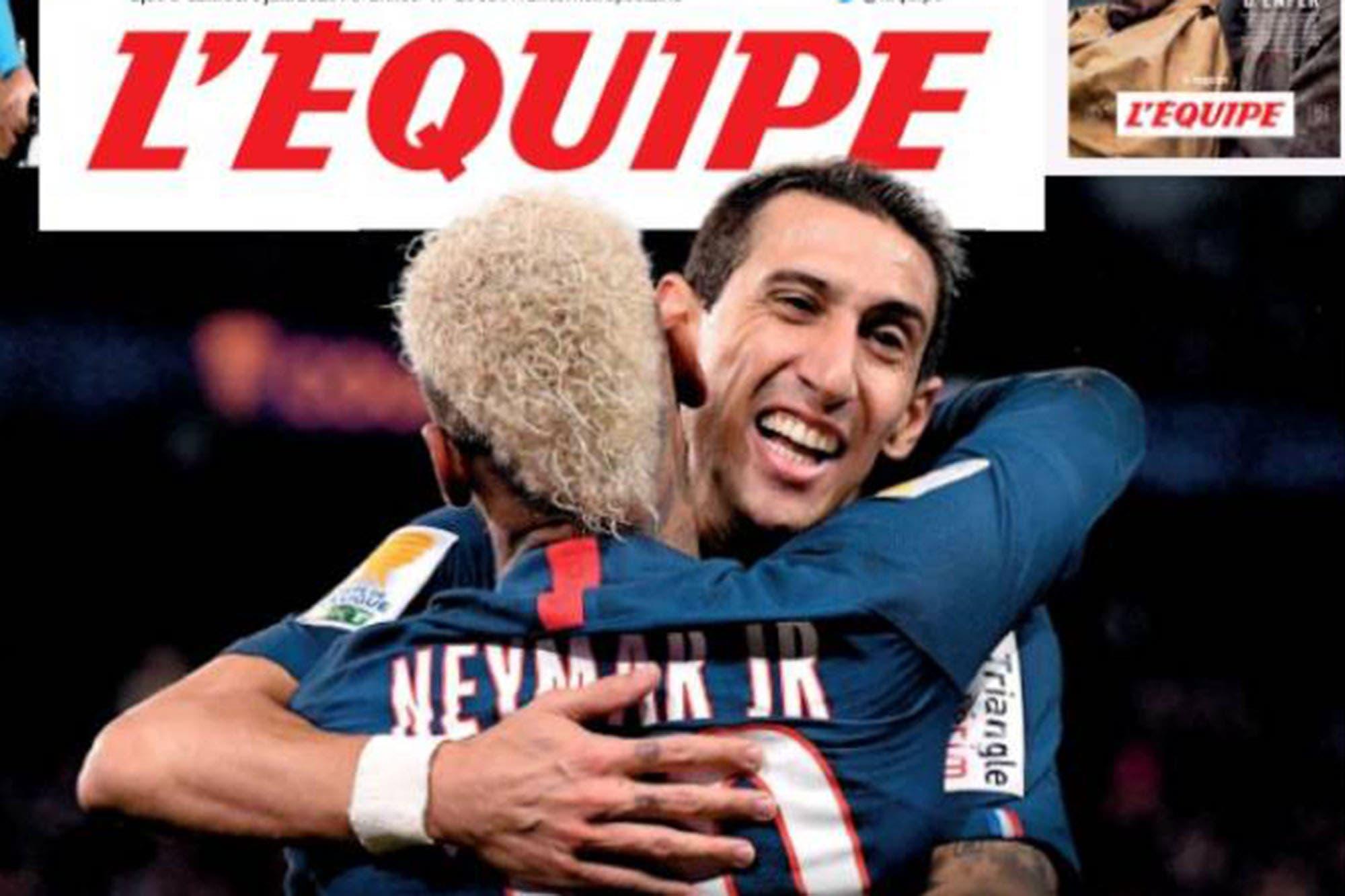 Di María brilla en Francia pero extraña la selección: su mensaje para Scaloni después de la mejor temporada en PSG