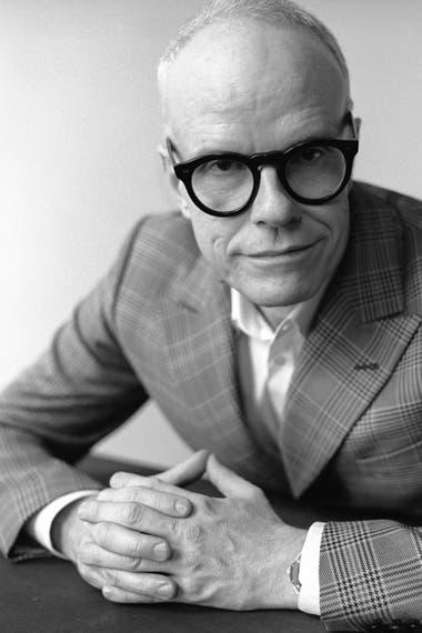 Hans Ulrich Obrist, director artístico de las Serpentine Galleries e impulsor de proyectos como Back to Earth