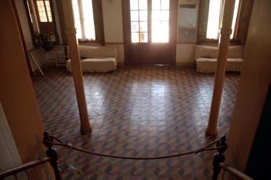 En 1993 el hotel fue usurpado