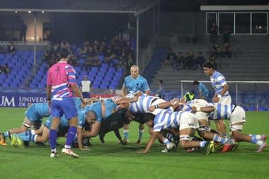 Uruguay vs. Argentina es el enfrentamiento más interesante en los sudamericanos; los Teros son el rival más fuerte para los Pumas.