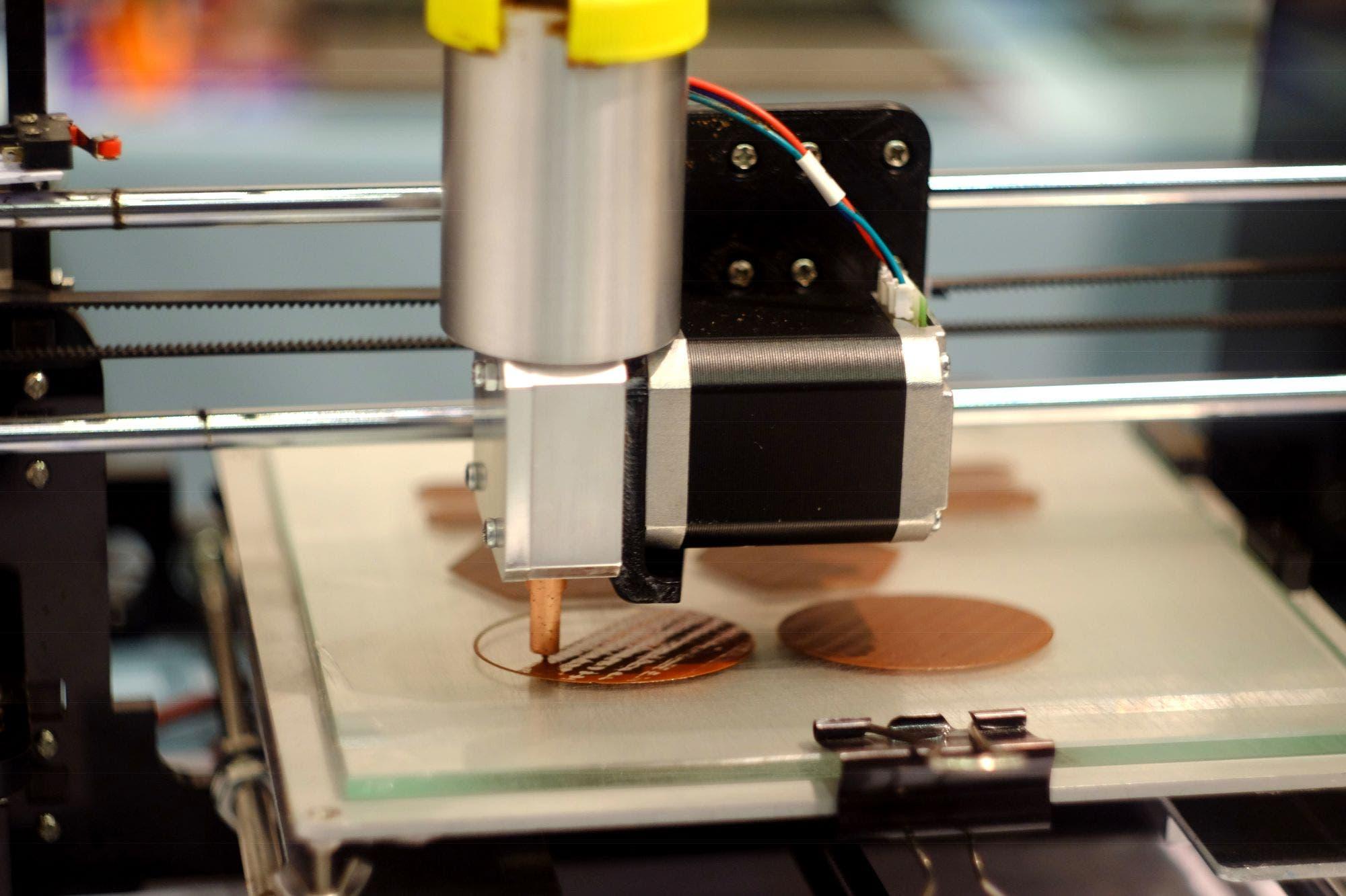 Muestran cómo una impresora 3D puede crear nutracéuticos, alimentos con propiedades medicinales