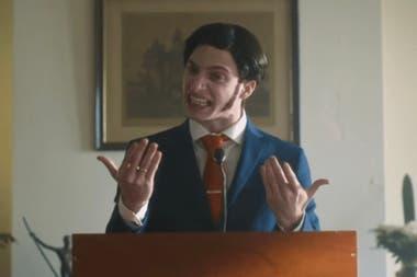 """Wos en su crítica a las desigualdades y la meritocracia en el videoclip de """"Canguro"""""""
