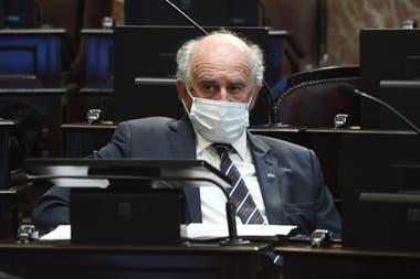 """El senador Oscar Parrilli solicitó que Nodio investigue """"la difamación deliberada y mal intencionada de los medios de comunicación"""""""