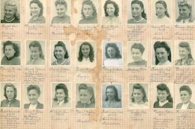 A pesar de los horribles crímenes, muy pocas guardias fueron condenadas después de la guerra