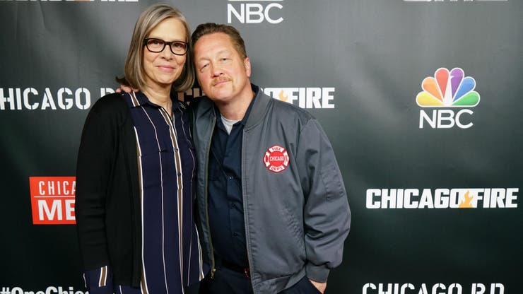 Amy Morton y Christian Stolte