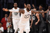 NBA All Star 2019: el equipo de LeBron James y las figuras del gran show