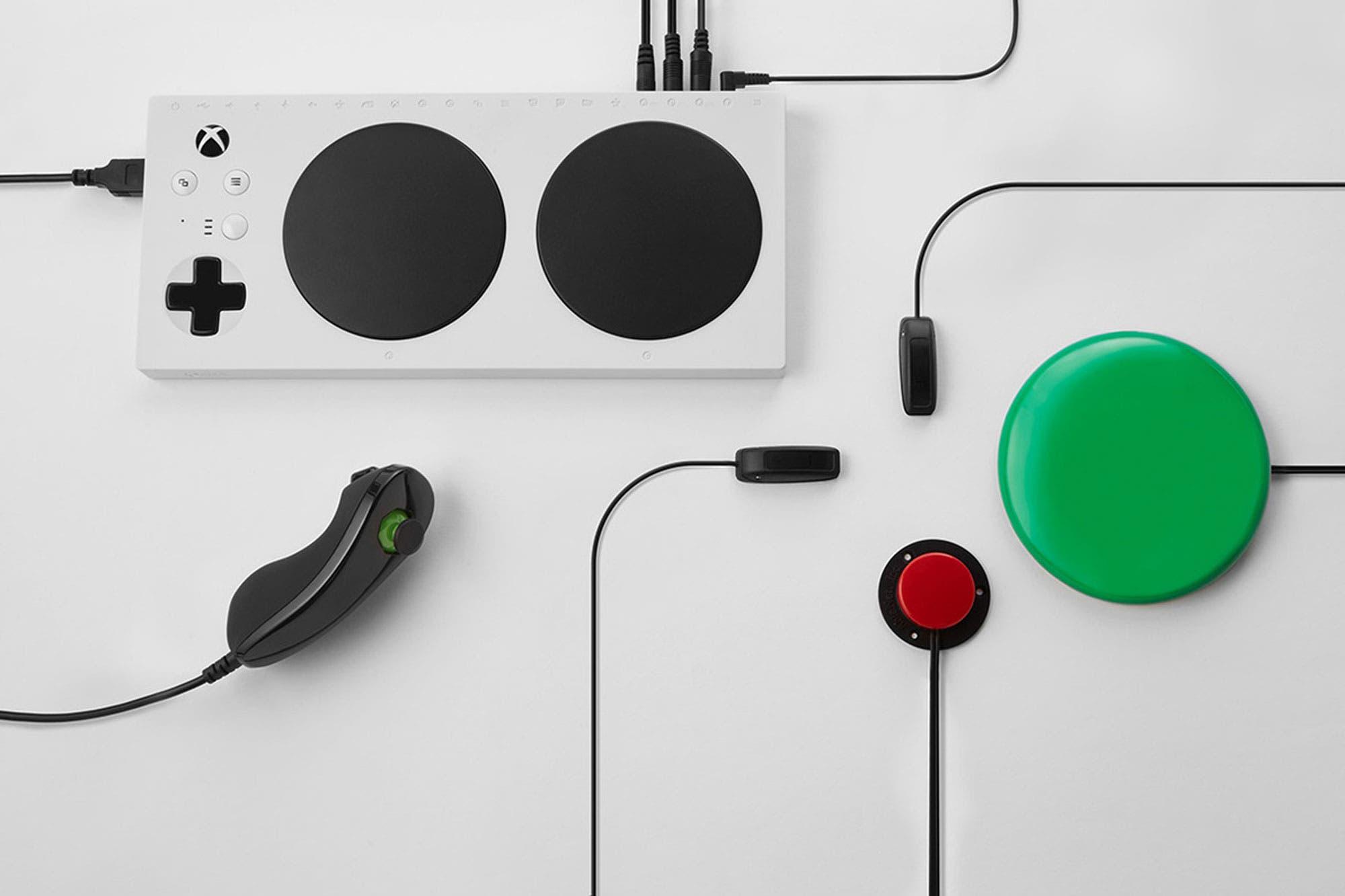 Probamos el control adaptable para la Xbox One, que permite a chicos con problemas motrices disfrutar videojuegos