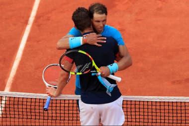 Rafael Nadal el nuevo campeón en París