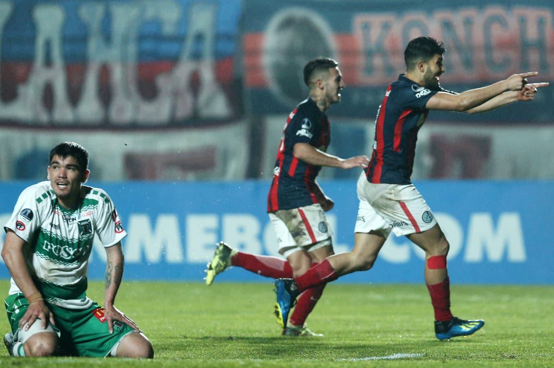 La Conmebol falló a favor de San Lorenzo y le dio la victoria por 3-0 sobre Deportes Temuco