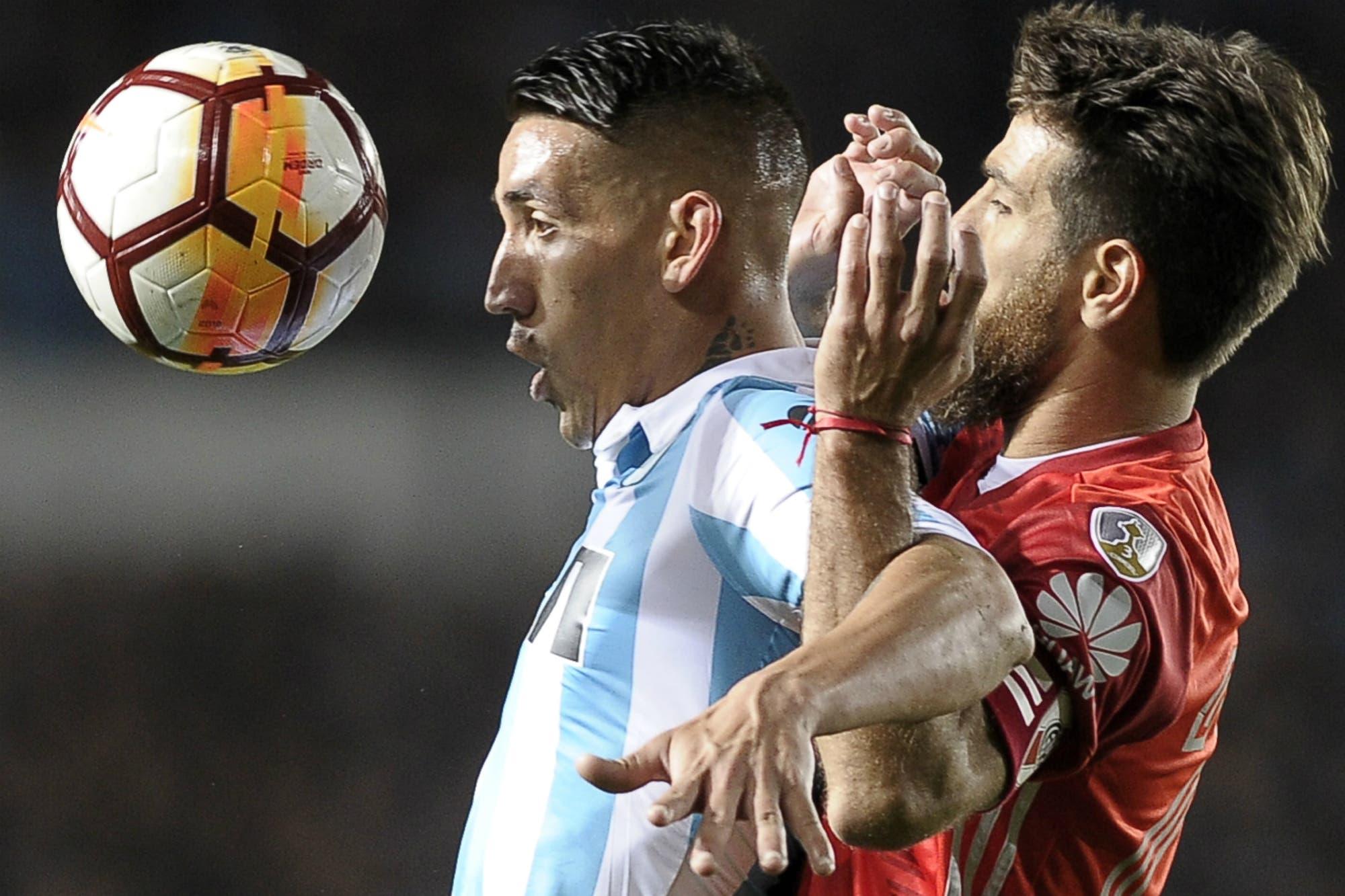 Racing-River: las polémicas y las mejores jugadas de un duelo atrapante por la Copa Libertadores