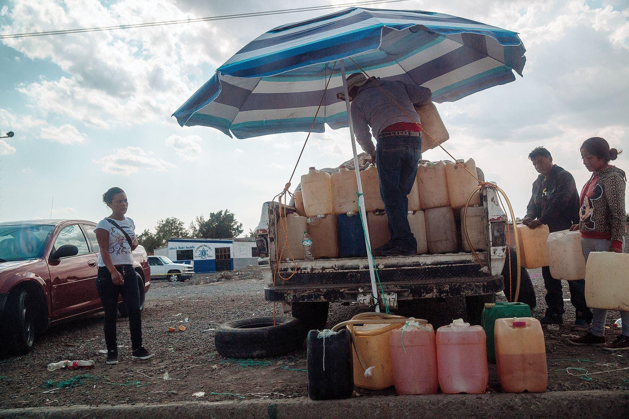 La Nueva Guerra De Los Carteles En Mexico Sangre Por Nafta La Nacion