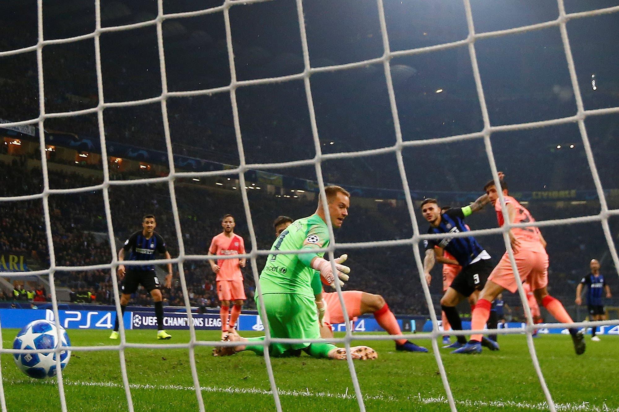Las perlitas de la Champions League: el lujo del arquero argentino y la victoria del equipo del Cholo Simeone
