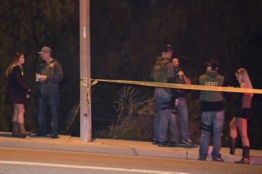 El bar estaba repleto de estudiantes cuando el presunto atacante comenzó a disparar