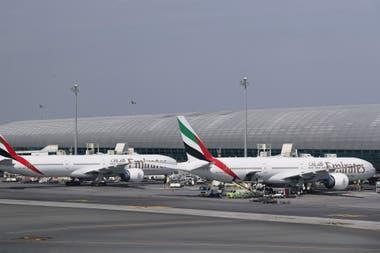 El Boeing 777-300ER de Emirates