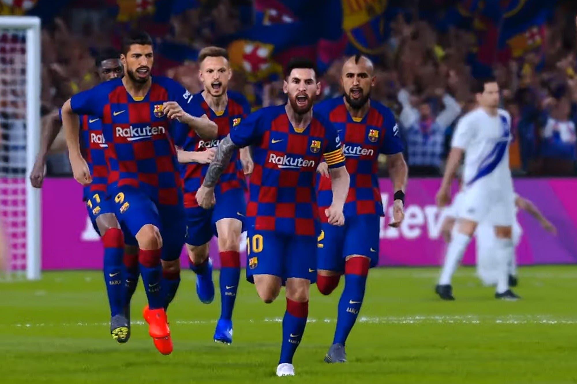PES 2020: Konami lanzó en la Argentina la nueva versión con Messi, Boca, River y la Superliga