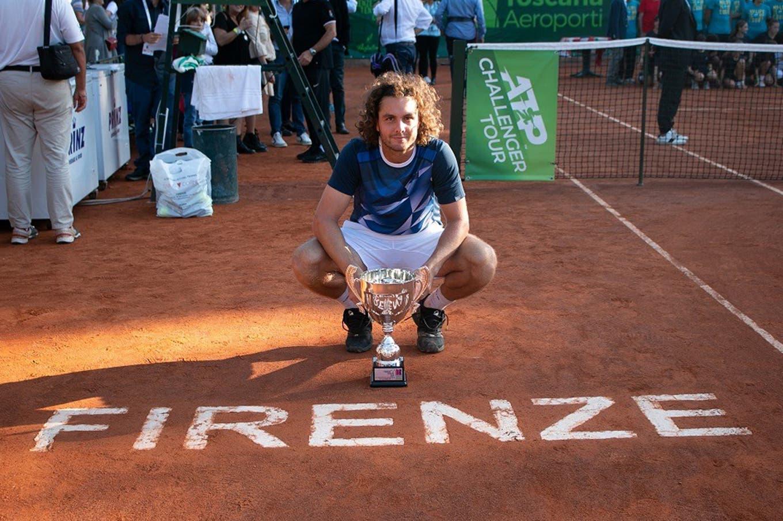 Trungelliti campeón en Italia: un festejo esperado después de varios meses de angustia