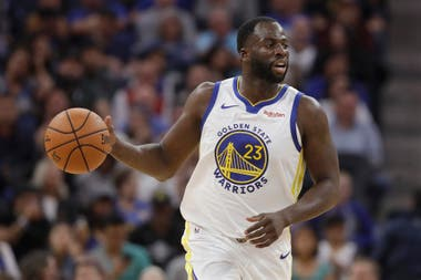Draymond Green, de Golden State Warriors: su altura real es 1,96