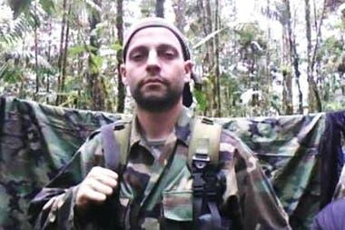 Capturado en Bolivia, Facundo Morales Schoenfeld, alias Camilo