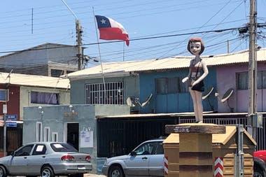 Recuerdos de Condoriro en Chile
