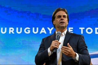 Luis Lacalle Pou es presidente de Uruguay desde marzo de este año