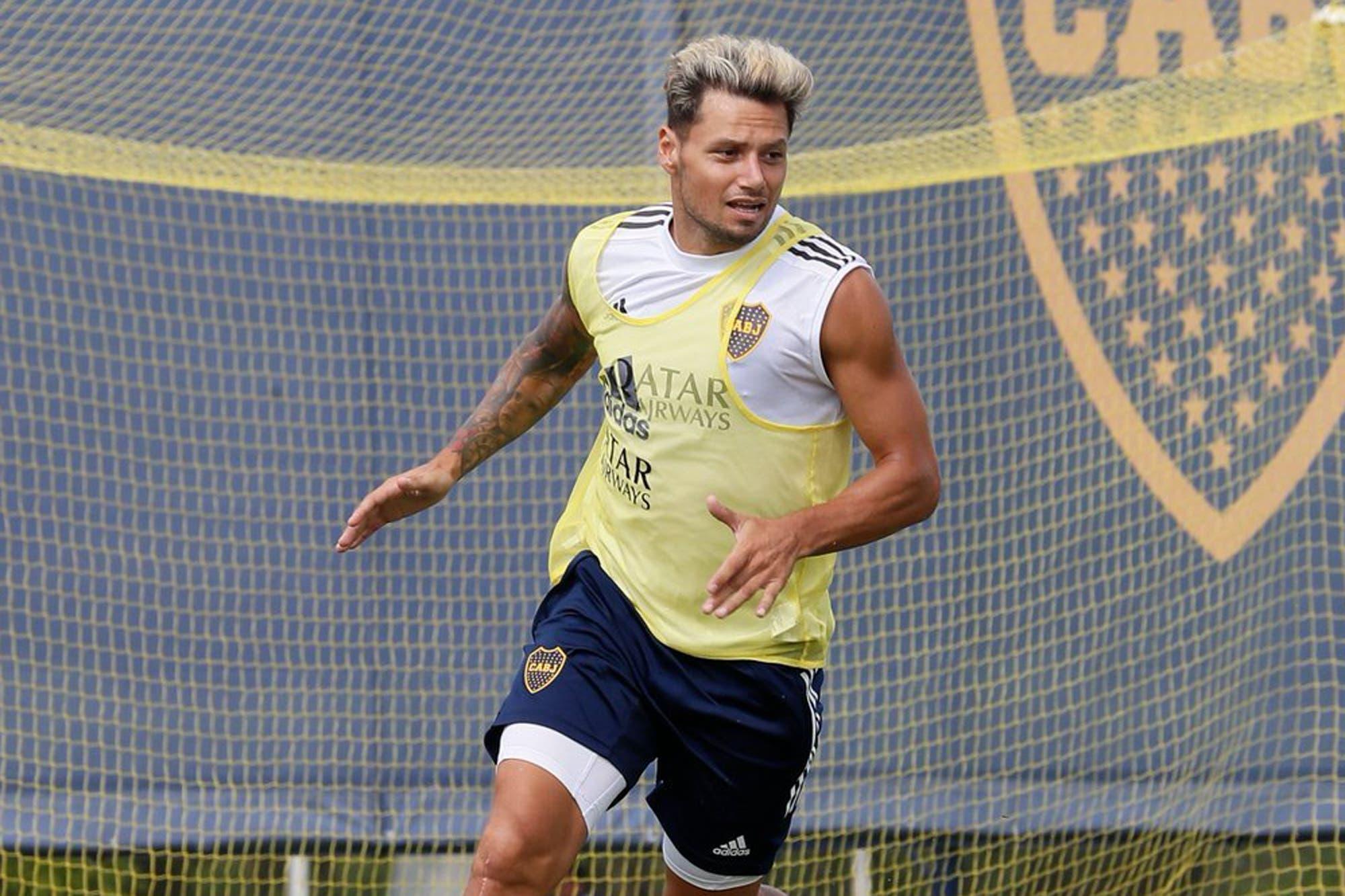 La hora clave de Mauro Zárate: se define si sigue o no en Boca