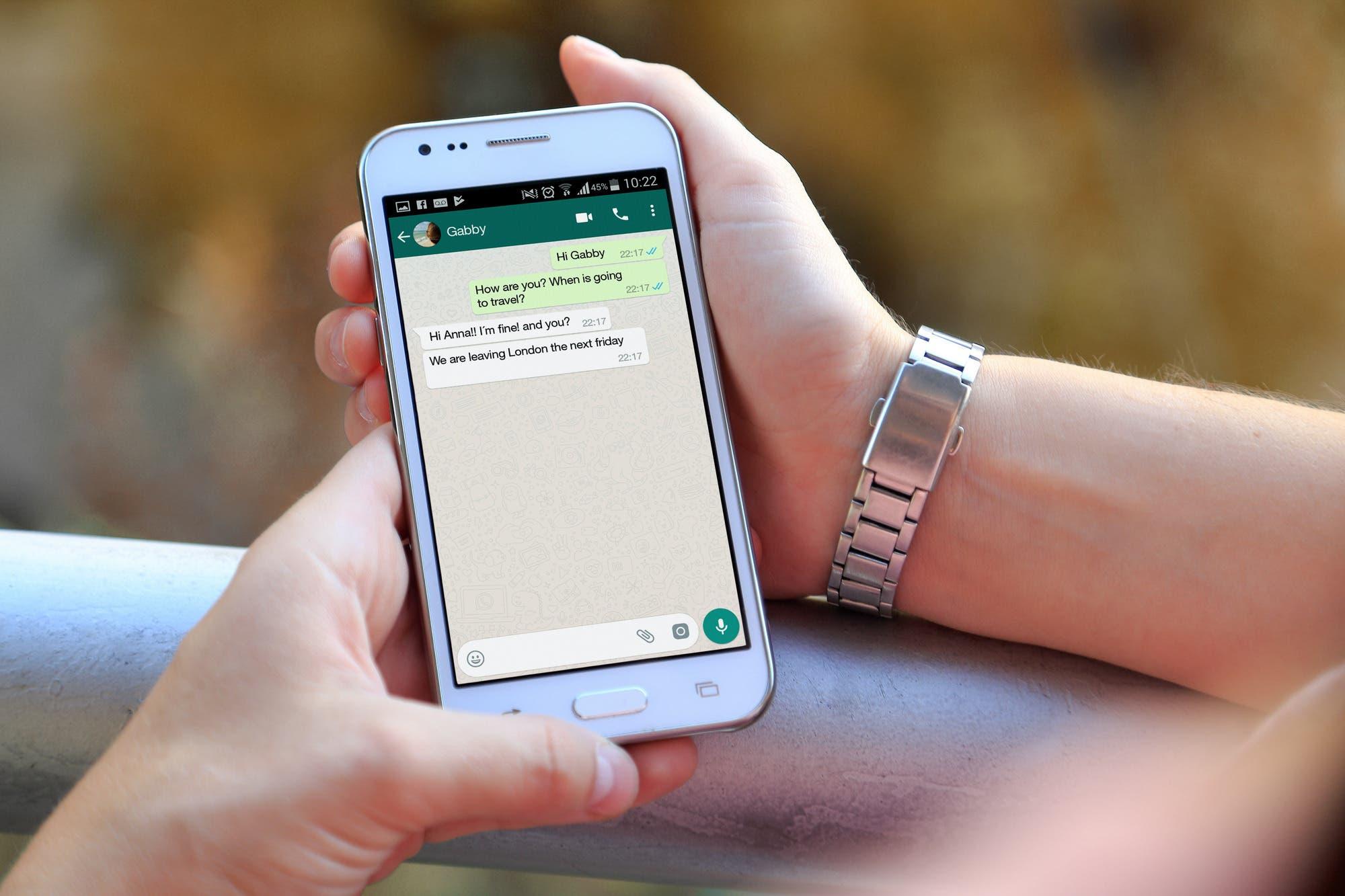 El chat más usado: WhatsApp ya tiene 2000 millones de usuarios en todo el mundo