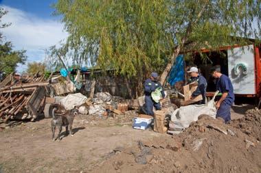 El programa Barrio Limpio tiene un triple impacto: ambiental, de salud y económico