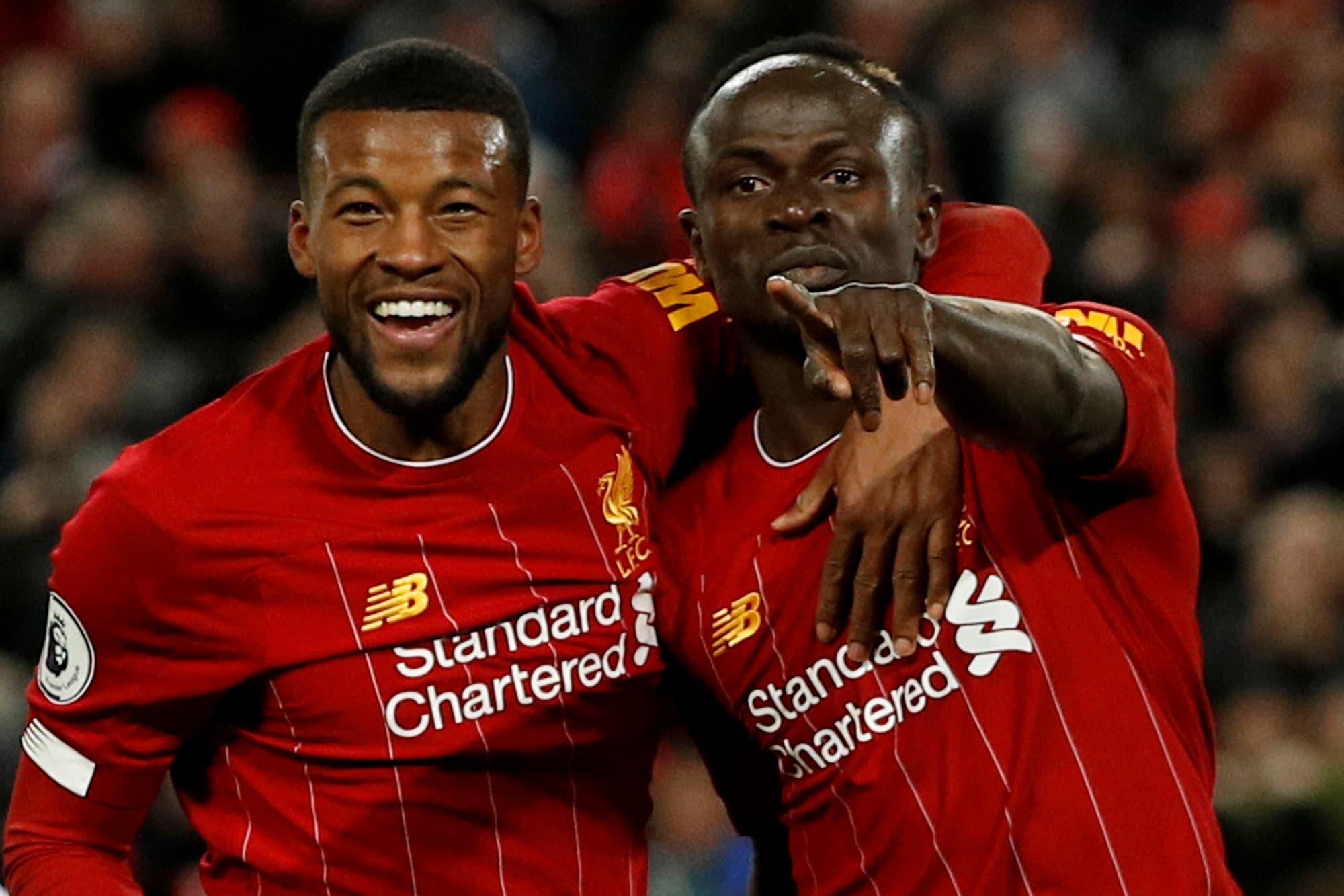 Liverpool llegó a los 18 triunfos seguidos y reescribe los libros en la Premier League
