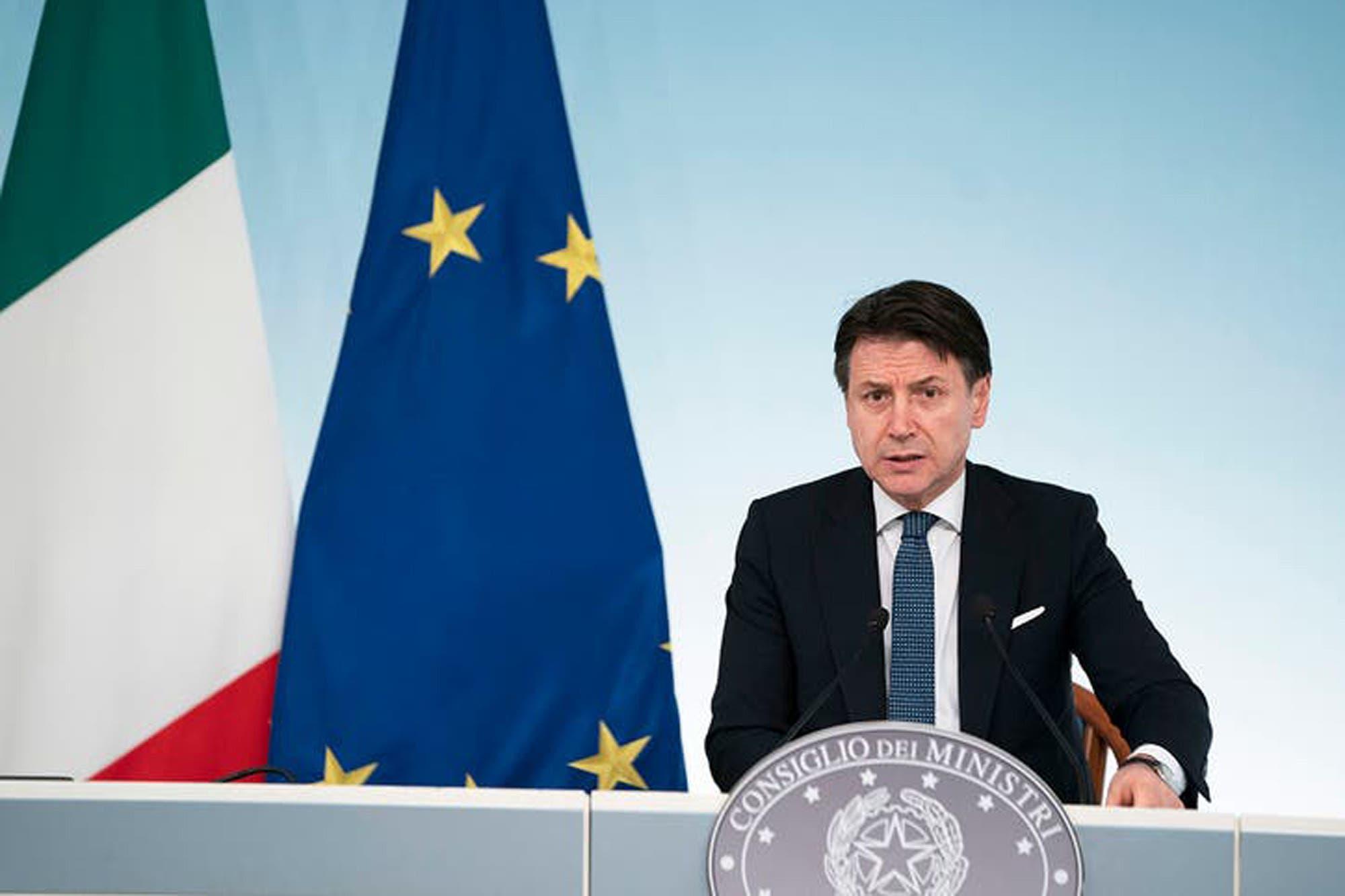 Coronavirus: Italia extrema medidas y cierra empresas no esenciales