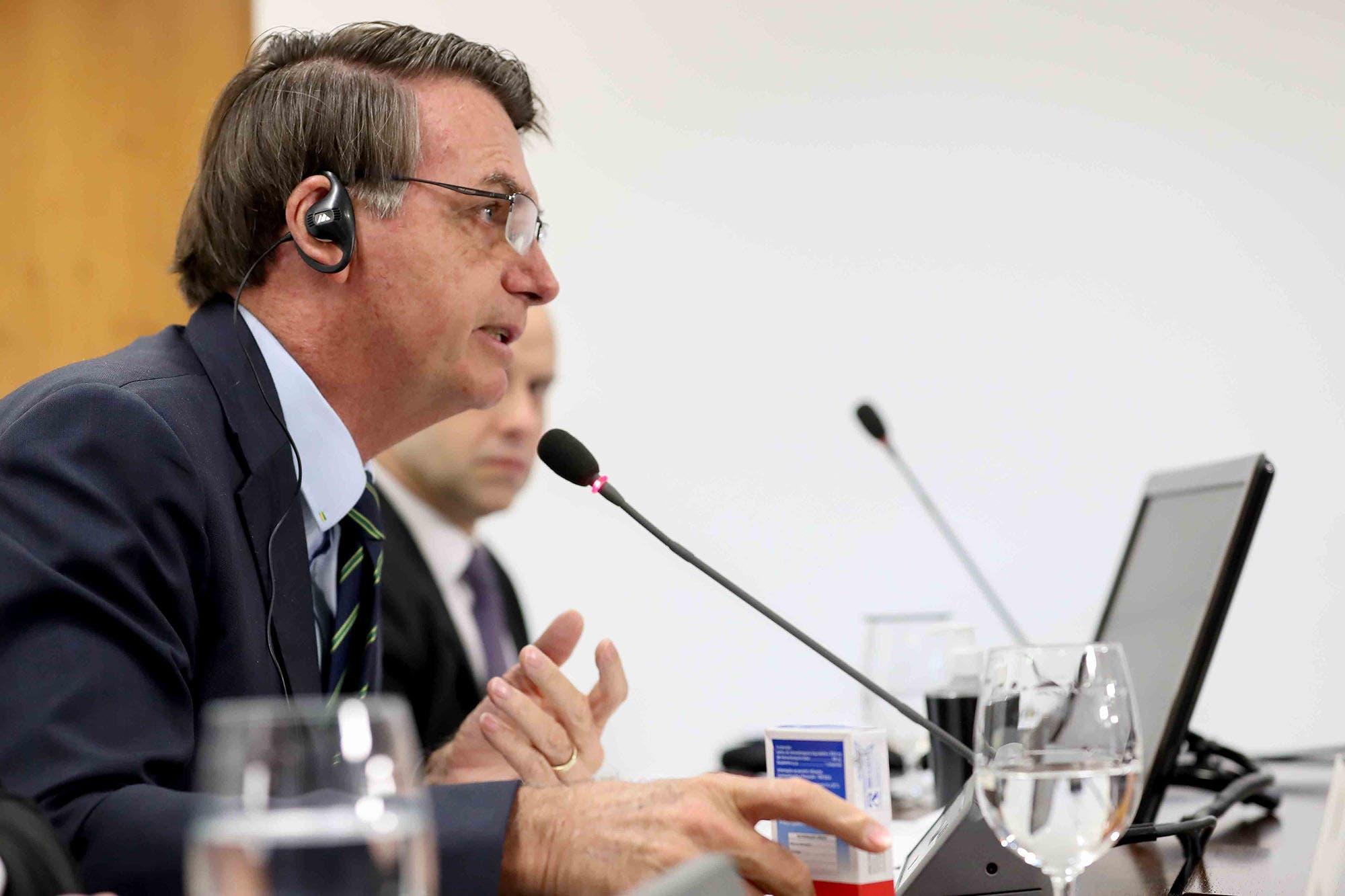 Coronavirus: los gobernadores se distancian cada vez más de Bolsonaro