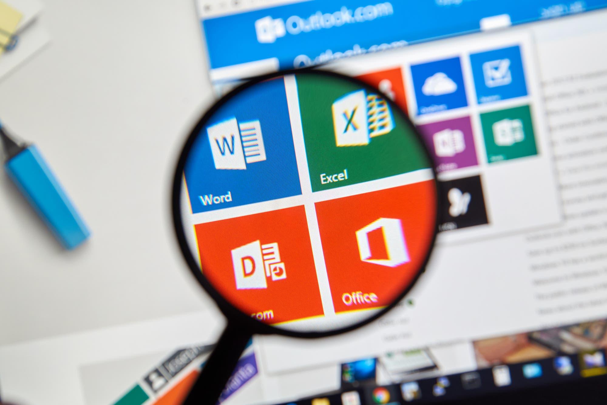 Microsoft 365: así se llama el nuevo servicio por suscripción de Office con funciones avanzadas