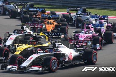 El F1 2020 el videojuego oficial de la Frmula 1 tiene nueva edicin con todos los circuitos pilotos autos clsicos y hasta la posibilidad de armar tu propia escudera para vencer a Hamilton Lecrerc y Verstappen
