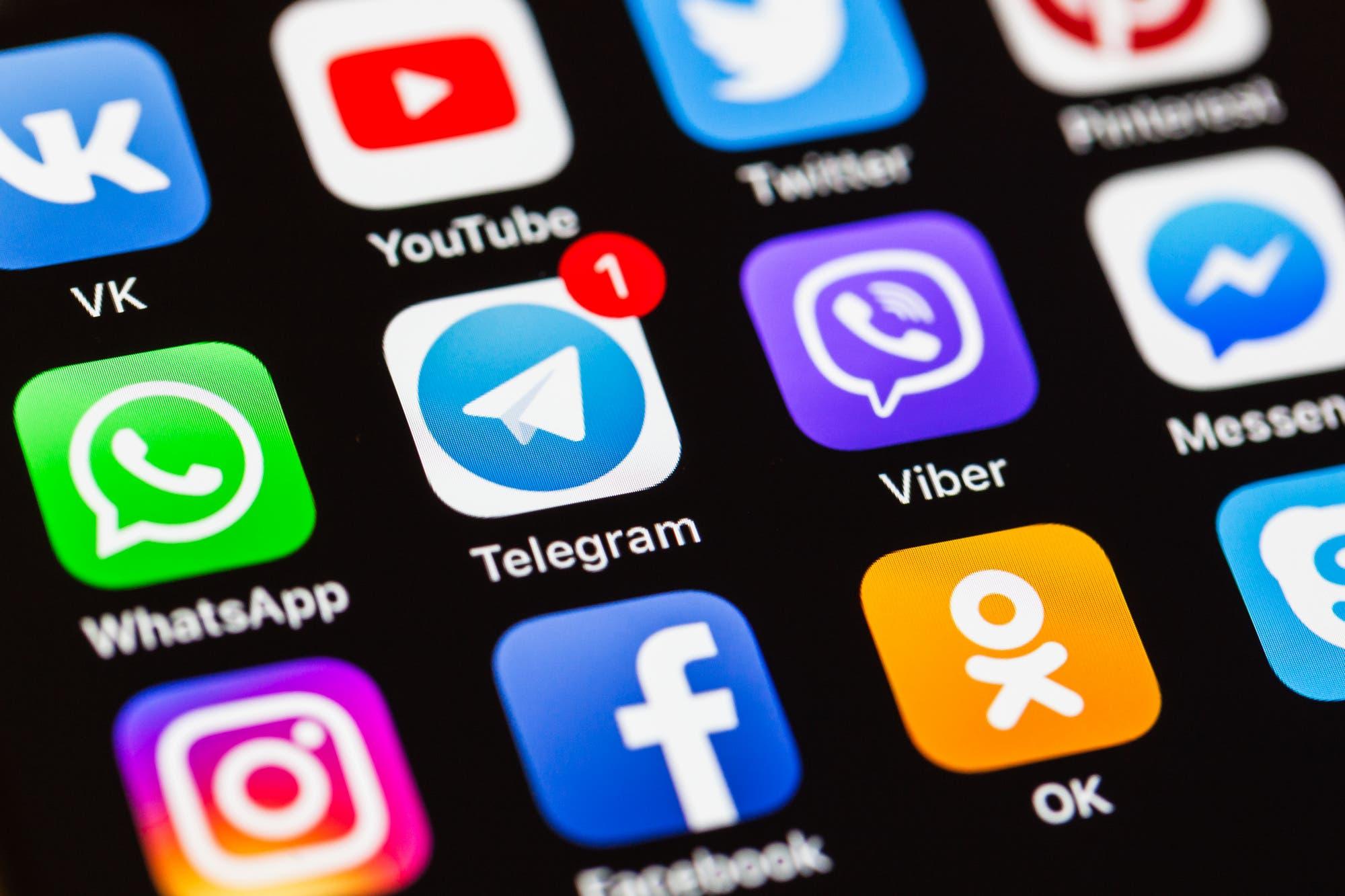 Caída de WhatsApp: de Telegram a Google Duo, cinco chats alternativos para tener a mano