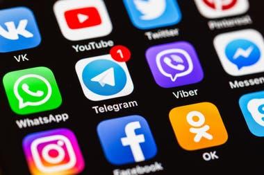 Las aplicaciones para smartphones suelen ser parte de las luchas de Trump