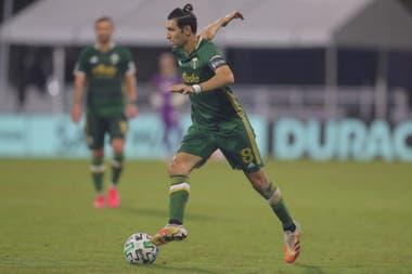 Pelota dominada y vista al frente: Diego Valeri quiere su segundo título en la MLS