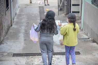 El 48% de los menores de seis años cambió su forma de comer, dice el informe