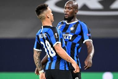 Internazionale, con Lautaro Martínez y Romelu Lukaku, sostendrá el clásico con Milan.