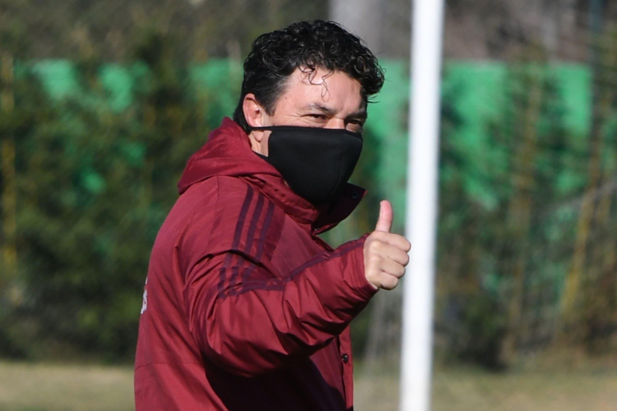 River vuelve a la Copa Libertadores. Habló Gallardo: la fuerte crítica a la dirigencia por la gestión de la pandemia, por qué no amplió la lista y la salida de Quintero