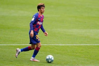 Riqui Puig tiene contrato en Barcelona hasta 2021