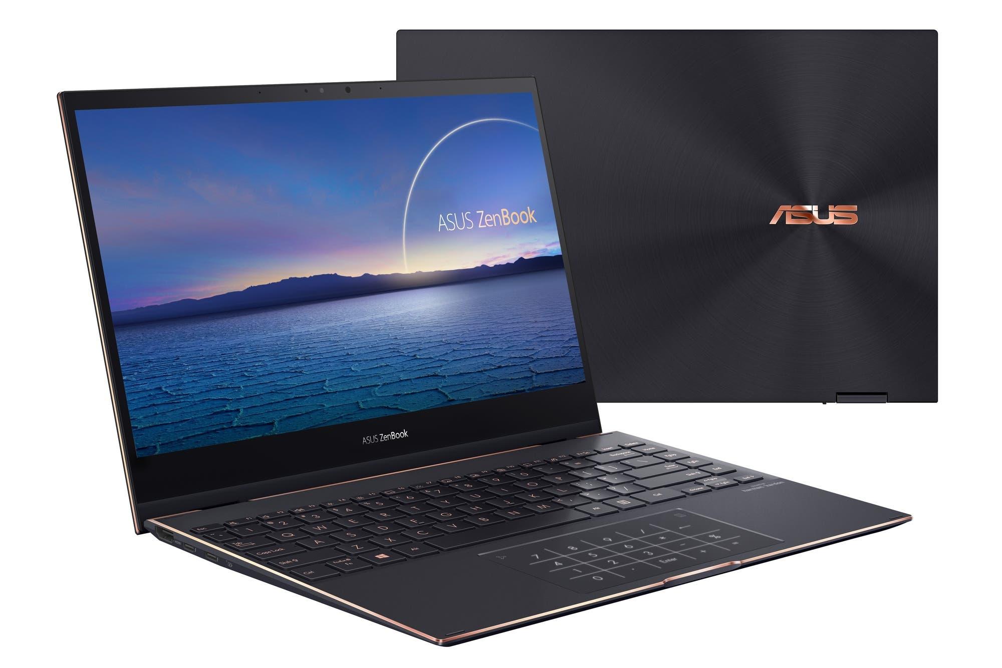 Asus Zenbook Flip S: Probamos esta portátil potenciada por la nueva generación de procesadores Intel