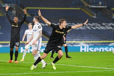 West Ham tuvo una gran victoria en el Leeds Stadium.